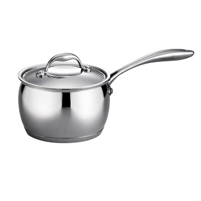 Domus Saucepan with Lid by Tramontina