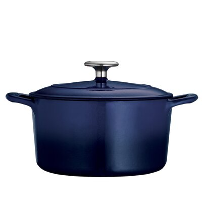 Series1000 5.5 Qt. Cast Iron Round Dutch Oven by Tramontina