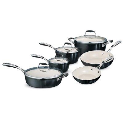 Gourmet 10-Piece Cookware Set by Tramontina
