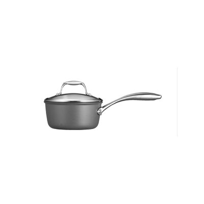 Gourmet Saucepan with Lid by Tramontina