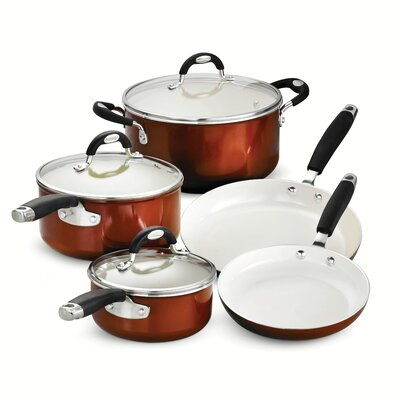 8 Piece Cookware Set by Tramontina