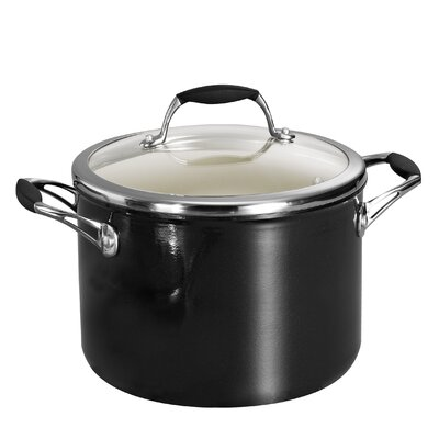 Tramontina Ceramica 01 Deluxe 6-qt. Stock Pot with Lid