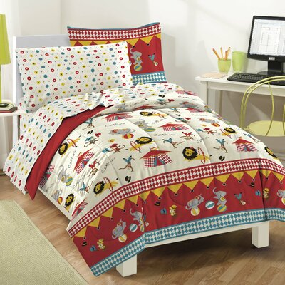Dream Factory Circus Bed Set