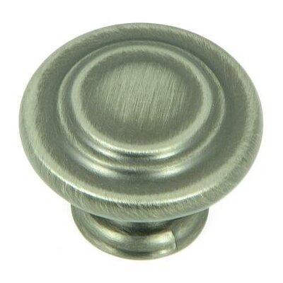 Stone Mill Hardware Mushroom Knob