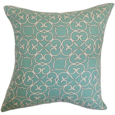 Ileouen Cotton Throw Pillow by The Pillow Collection
