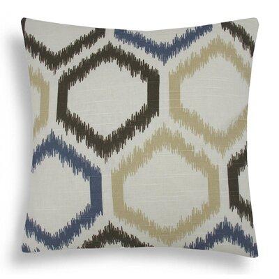 Domusworks Trllis Decorative Cotton Throw Pillow