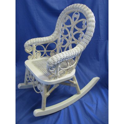 Yesteryear Victorian Child S Rocking Chair Amp Reviews Wayfair