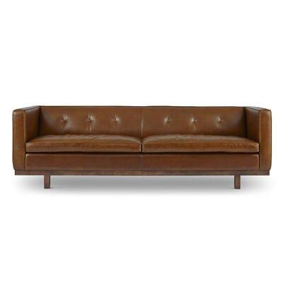 Von Leather Reclining Sofa by Passport Home