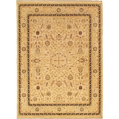Sultanabad Tribal Persian Style Hand-Knotted Wool Area Rug by Pasargad