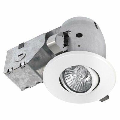 "Swivel Spotlight 3"" Recessed Lighting Kit (Set of 6) Product Photo"