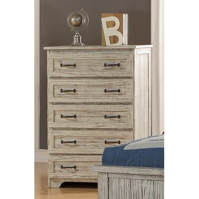 5 Drawer Chest by Donco Kids