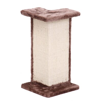 Corner Cat Scratching Post Furniture Protector