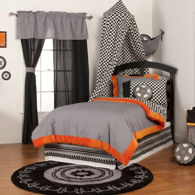 Teyo's Tires Bedding Collection by One Grace Place