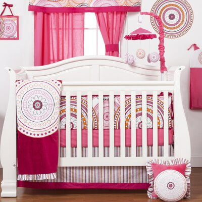 Sophia Lolita 4 Piece Crib Bedding Set by One Grace Place