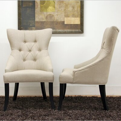 Baxton Studio Daphne Parsons Chair by Wholesale Interiors