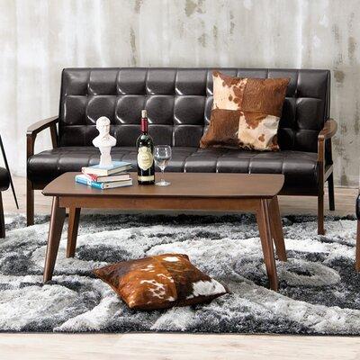 Baxton Studio Mid Century Masterpieces Sofa by Wholesale Interiors