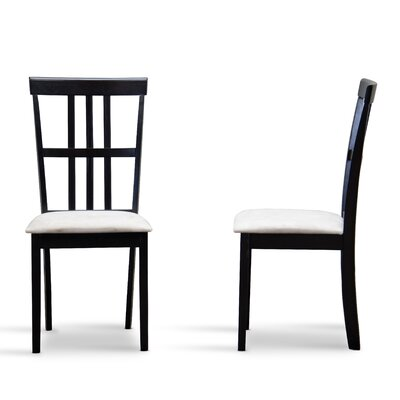 Baxton Studio Jet Moon Side Chair by Wholesale Interiors
