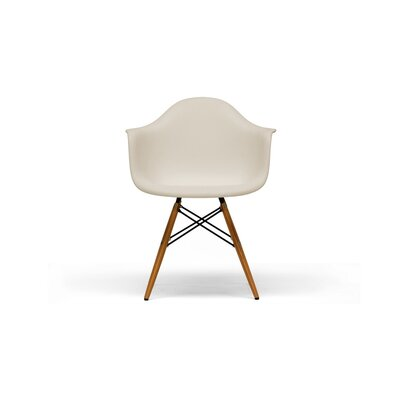 Pascal Shell Arm Chair by Wholesale Interiors