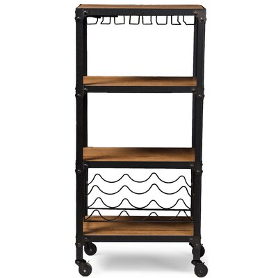 Swanson Wine Rack by Wholesale Interiors