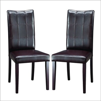 Baxton Studio Eugene Parsons Chair by Wholesale Interiors