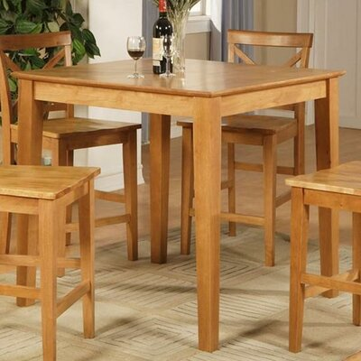Counter Height Pub Table by East West