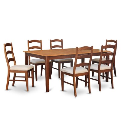 Henley 7 Piece Dining Set by East West