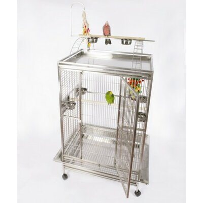Giant Play Top Bird Cage by A&E Cage Co.