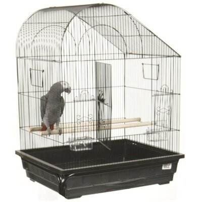 Slant Top Small Bird Cage by A&E Cage Co.