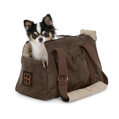 Velvet Bitty Bag Pet Carrier by PetEgo