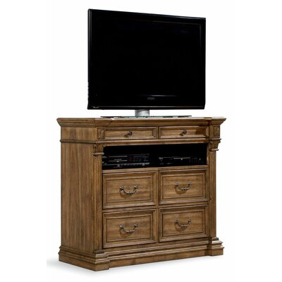 Venetian 6 Drawer Media Chest by Progressive Furniture
