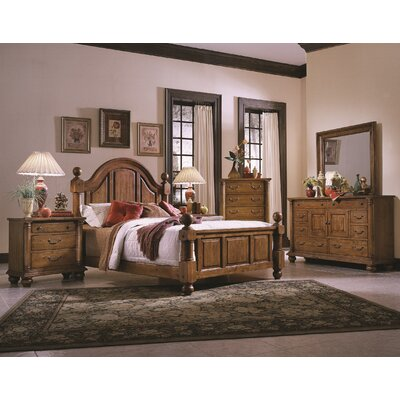 Progressive Furniture Inc. Thunder Bay Panel Customizable Bedroom Set