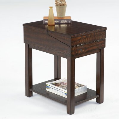 Chairsides End Table by Progressive Furniture