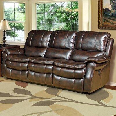 Napa Dual Power Reclining Sofa by Hanover