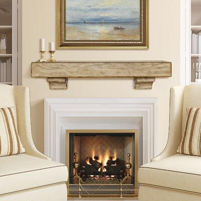 Pearl Mantels Shenandoah Fireplace Mantel Shelf Reviews Wayfair Supply