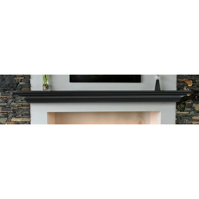 Crestwood Fireplace Mantel Shelf by Pearl Mantels