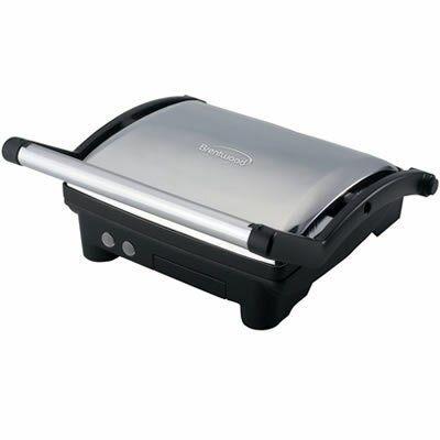 Brentwood Appliances Contact Grill