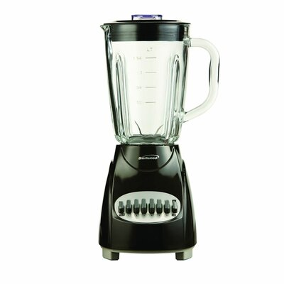 12 Speed Blender with Glass Jar by Brentwood
