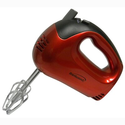 5-Speed Hand Mixer by Brentwood