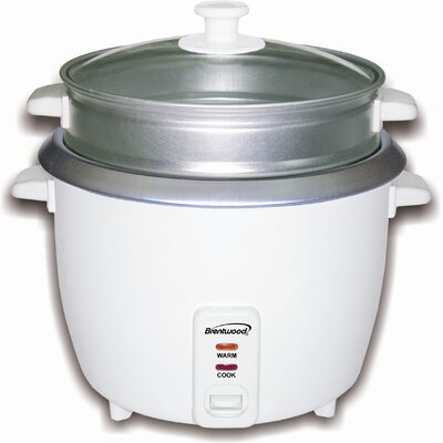 Rice Cooker/Steamer by Brentwood