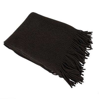 Faux Cashmere Throw by Saro