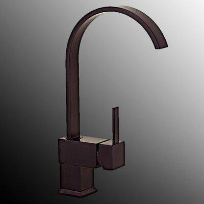 Single Level Handle Kitchen Sink Faucet Product Photo