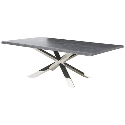 Couture Dining Table by Nuevo