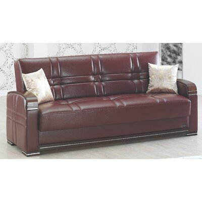 Beyan Signature Manhattan Convertible Sofa