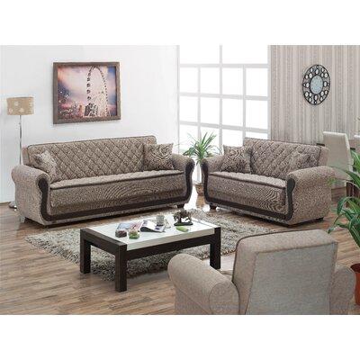 Beyan Signature Newark Convertible Sofa