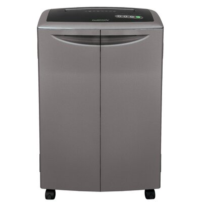 GoECOlife Platinum Edition 20 Sheet Cross-Cut Shredder