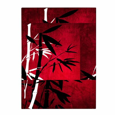 'Bamboo Style' by Philippe Sainte-Laudy Graphic Art on Canvas by Trademark Art