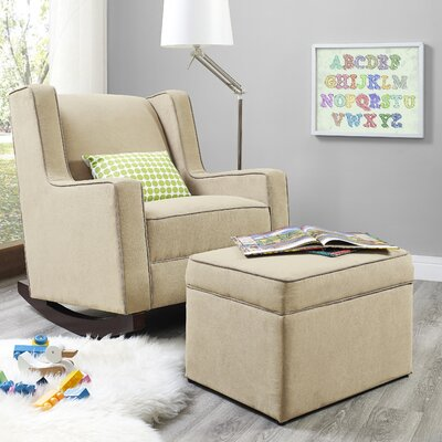 Baby Relax Abby Rocking Chair by Dorel Living
