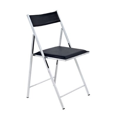 Folding Chair with Techniflex Seat by Techni Mobili