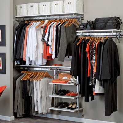 Arrange-A-Space Best Closet Shelving System Product Photo