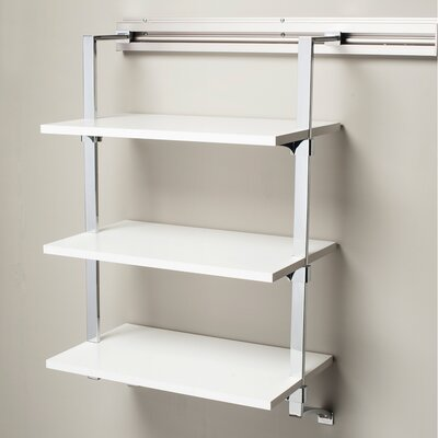 Arrange a Space Three Shelf Add-on Product Photo